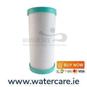 10 in Jumbo Carbon Block CTO Water Filter