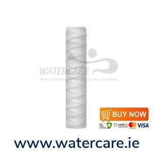 10 in String Wound Sediment Water Filter
