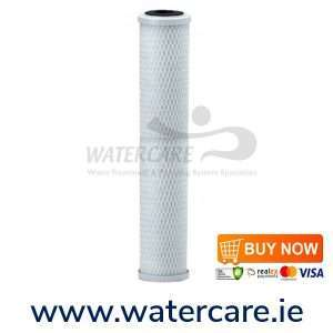 20 in carbon block water filter