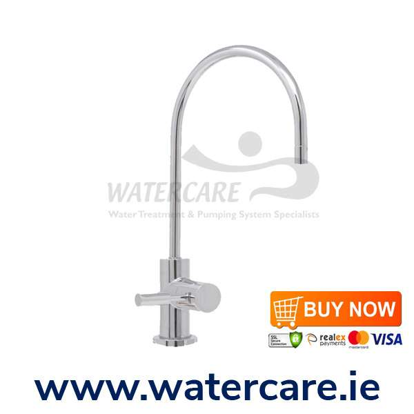 Doulton Superior Pillar Tap with LED indicator