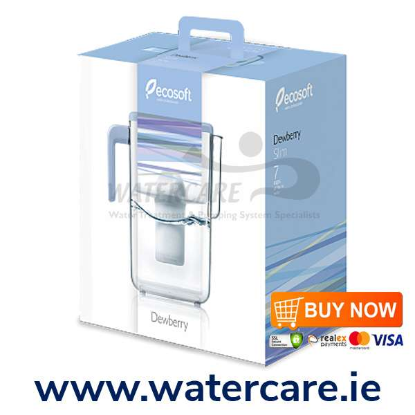 Ecosoft Dewberry Water Filter Jug 5