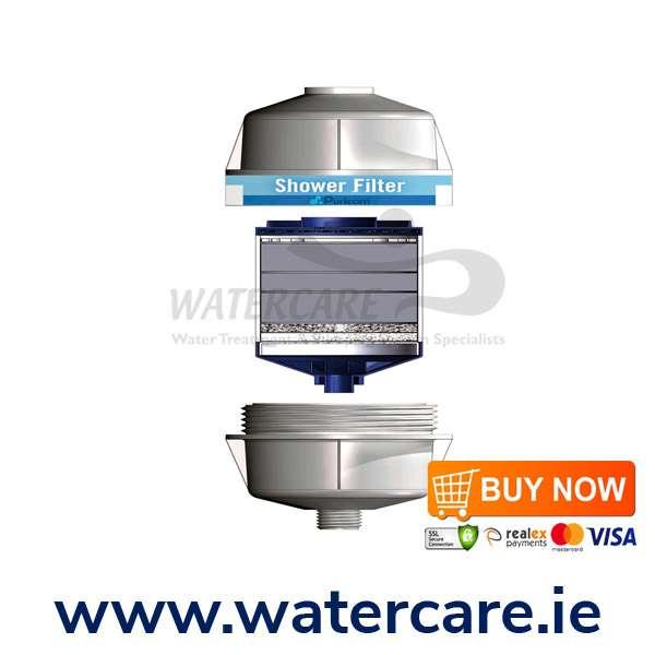 Filtro Ducha Shower Filter 1
