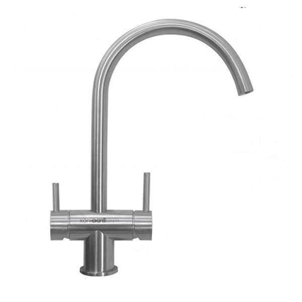 Inox Metal Free Tri flow tap