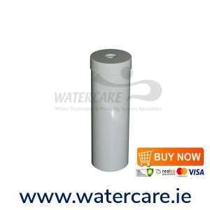 Malachite fluoride removal cartridge