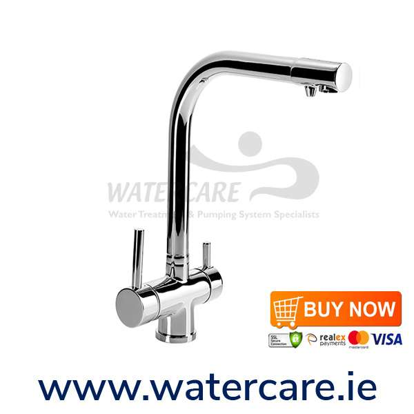 WC 126 Tap - Chrome