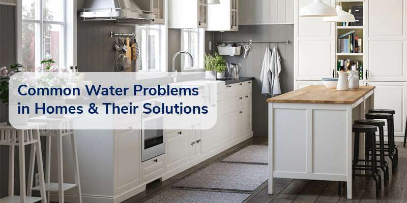 Image for What is the Solution to Common Water Problems in Your Home?